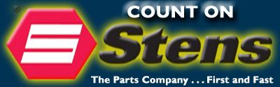 Stens - The Parts Company ... First and Fast