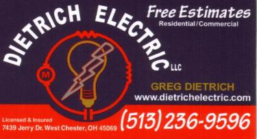 Dietrich Electric Greg Dietrich